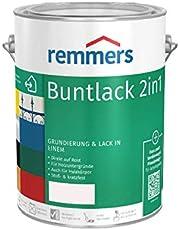 Remmers Gekleurde lak 2-in-1 primer & lak