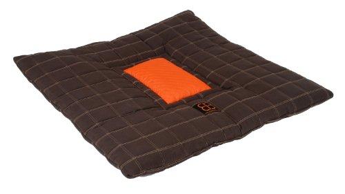 Petego Waffle Square Pet Bed, Medium, My Pet Supplies