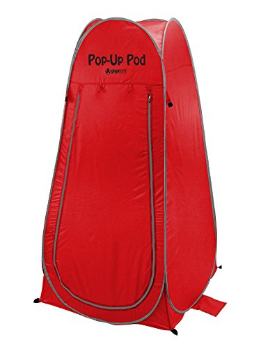 GigaTent Portable Pop Up Pod Changing Tent Room + Carrying Bag
