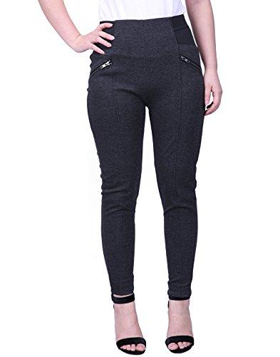 Wide Leg Contour Waist Pant - 8
