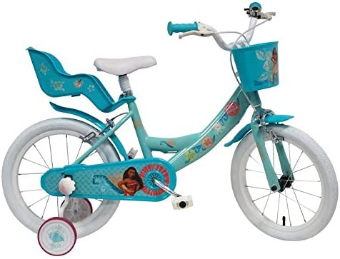 Disney Vaiana Vajana 16-Bike f/ür M/ädchen 17121