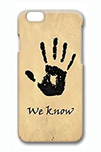 iPhone 6 Case - Tough Armor Case for iPhone 6 (4.7-Inch) - Dark Brotherhood