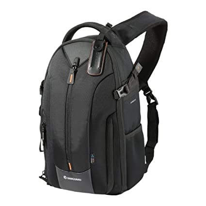 Vanguard UP-Rise II 34 Sling Bag with Expanding Capacity for DSLR Camera - Black