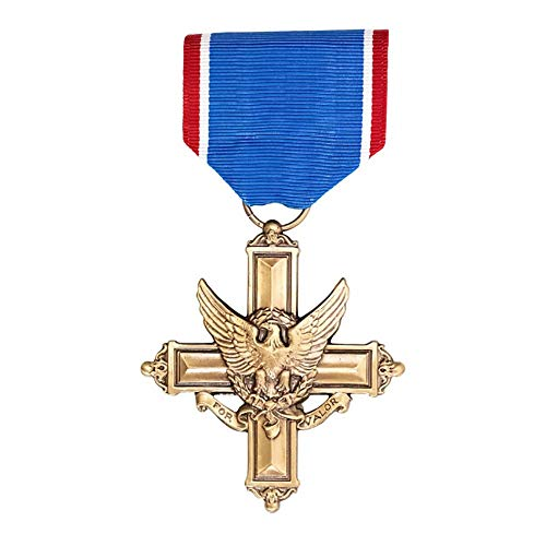 Vanguard Full Size Medal: Distinguished Service Cross