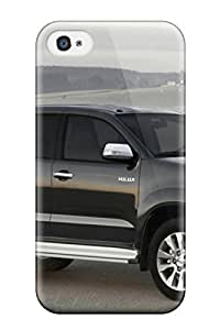 Cheap Hot Tpye Toyota Hilux Case Cover For Iphone 4/4s