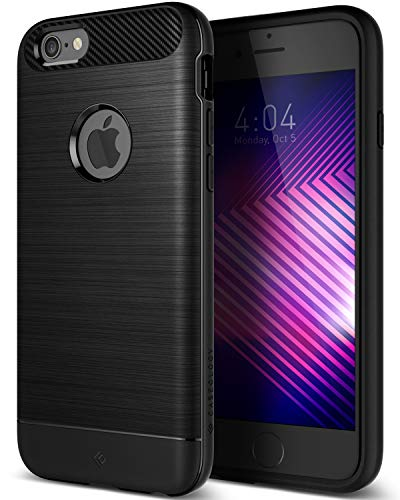- Caseology Vault for Apple iPhone 6S Plus Case (2015) / for iPhone 6 Plus Case (2014) - Black
