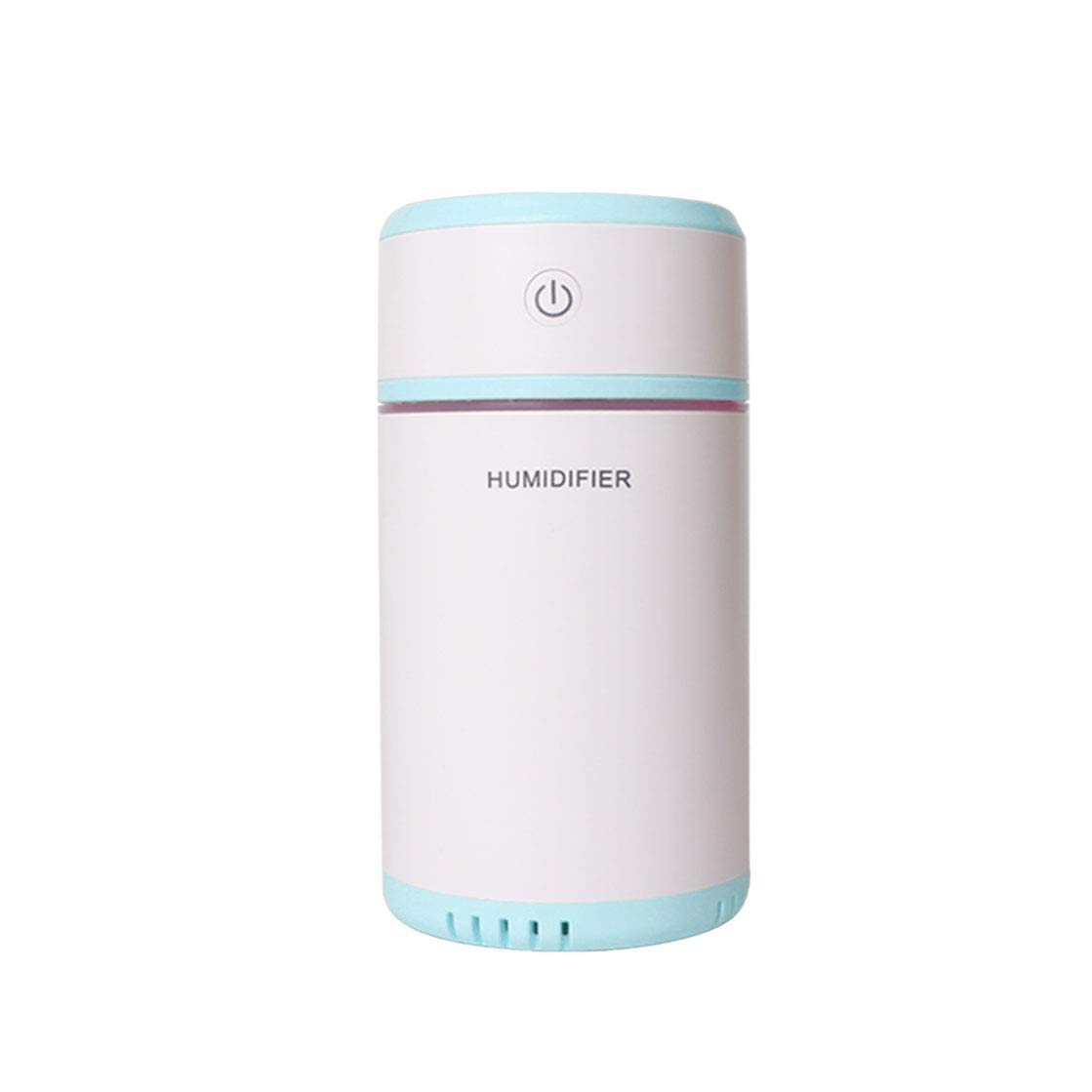 300ml Luftbefeuchter LED-Licht Humidifier Raumbefeuchter Diffuser USB yh
