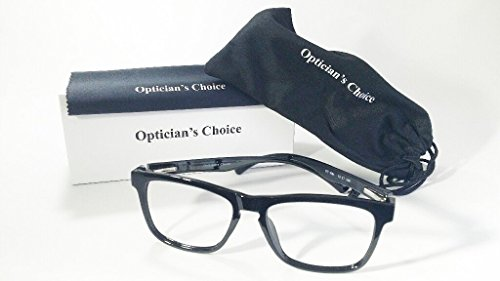 Blue Light Blocking Computer Glasses- Anti Glare Glasses for Women and Men. Optician Crafted in USA. (1.25 Power Magnification) Other Powers ()