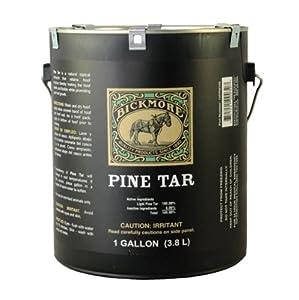 BICKMORE 10FPM105 Pine Tar, 1 gallon