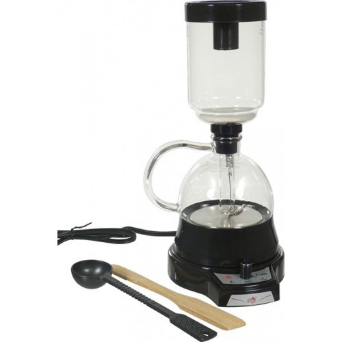 Eagle COF560  Diguo Siphon Coffee Maker,  Black, Black