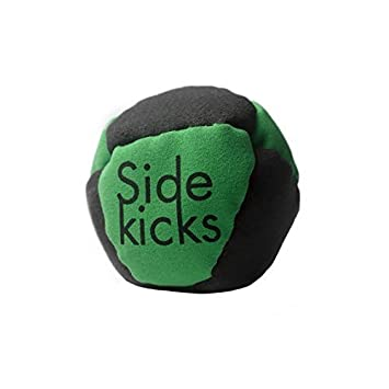 sidekicks hacky sack classic sand filled footbag best for dirtbag practice juggling practice