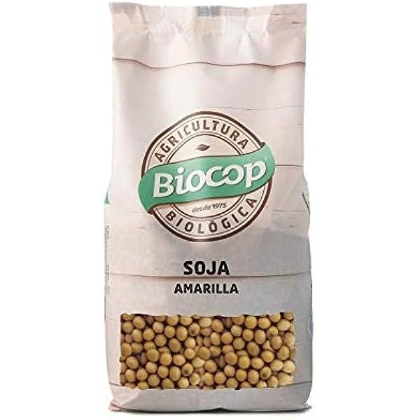 Biocop Soja Amarilla 500 G, No aplicable: Amazon.es: Hogar