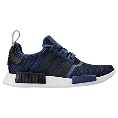 Adidas NMD_R1 Men's Shoes Mystery Blue/Core Black/Collegi...