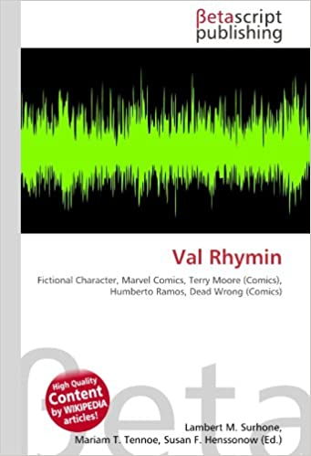 Val Rhymin: Fictional Character, Marvel Comics, Terry Moore Comics ...