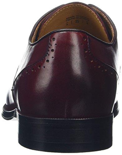 Aldo Bartibog, Zapatos de Vestir Hombre Rojo (Bordo/40)