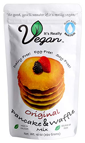 It's Really Vegan (Pancake & Waffle Mix Original)