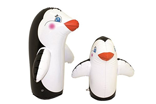 Beach art - pinguino sempreinpiedi mamma cm.59 9097 beach art - 41669