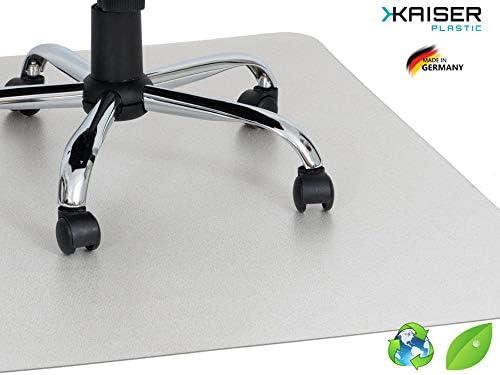 Kaiser Plastic® Eco - Esterilla protectora para suelos duros, fabricada en Alemania, distintos tamaños
