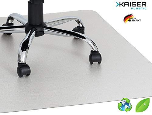 Kaiser Plastic® Eco - Esterilla protectora para suelos duros, fabricada en Alemania, distintos tamanos