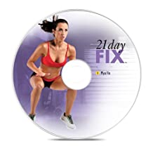 Autumn Calabrese's 21 Day Fix Plyo Fix DVD