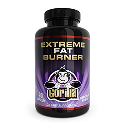 EXTREME Fat Burner by Vital Life USA - 90 Capsules - Weight Loss Supplement -Natural Diet Pills: Vitamin B6, Chromium Picolinate, Green Tea, Guarana - Increase Metabolism, Reduce Belly Fat