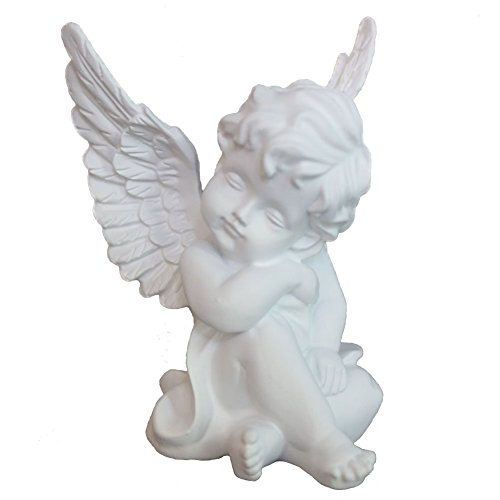 Cherub Figuring Figurine Sculpture Collectible product image