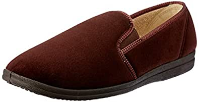 Grosby Men's Percy, Chocolate, 7 US