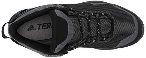 adidas Outdoor Men's Terrex EASTRAIL MID GTX Hiking Boot, Four/Black/Grey Three, 6 D US 5