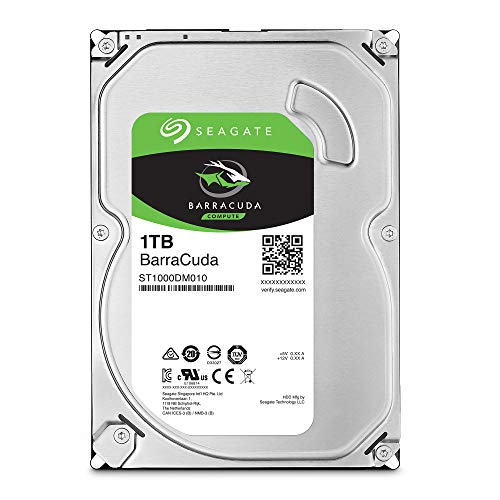 Build My PC, PC Builder, Seagate ST1000DM010