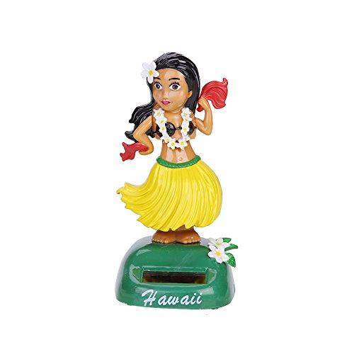 TOPmountain - Bailarina de Juguete Modelo Bailarina Animada Adorno de muñeca en casa Oficina