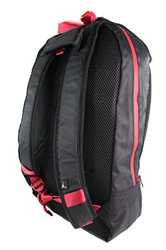 864dfd18be23 Amazon.com  Jordan All Net Laptop Backpack (Black Gym Red)  Computers    Accessories