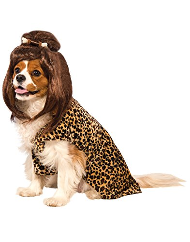 Rubie's Cave Girl Pet Costume and Wig, (Pebble Halloween Costumes)