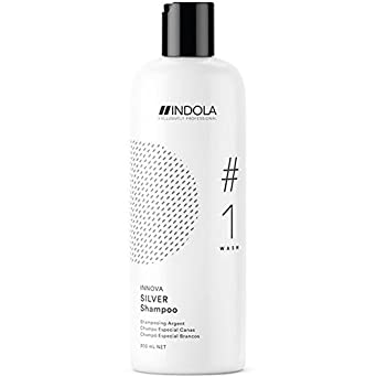 Indola Innova Silver Shampoo 300 ml  Amazon.it ecfe5b738b69