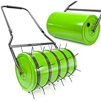 2in1 Tuinrol/grasbeluchter lengte 50 cm 35L groen
