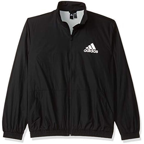 chollos oferta descuentos barato adidas M Id Wind Tt Chaqueta deportiva Hombre Negro Black Black Small