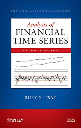 Analysis of Financial Time Series (Wiley Series in Probability and Statistics, Band 762)