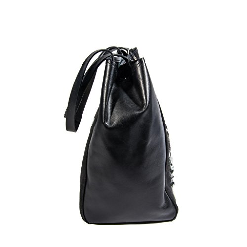 Just Cavalli, Borsa a mano donna nero black