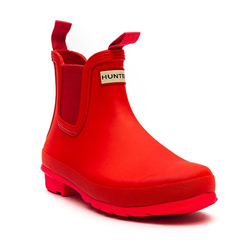 Wellies Hunter Eu Coral 40 Chelsea Neon Original 41 Bright pxqwxBP