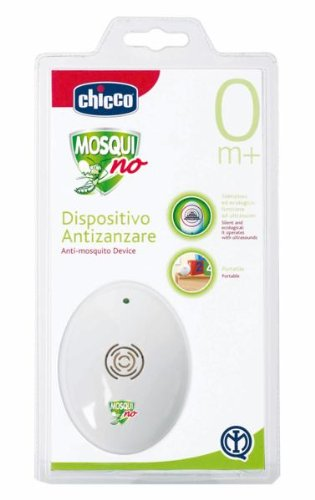 Chicco Mosqui No / Zanza No Dispositivo Antimosquitos Mesa Portatil