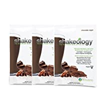 Shakeology 3 Sample Packet Gives You Energy Reduce Cravings Maintain Healthy Body Weight (Chocolate Vegan)