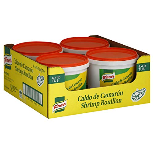 Knorr Caldo de Camaron Base, 4.4 Pound - 4 per case.