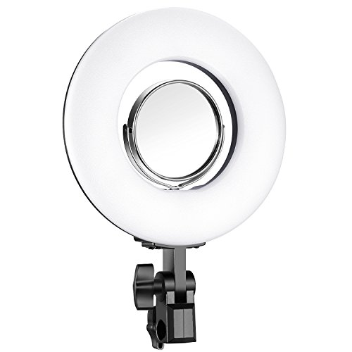 Neewer Dimmable Mini LED Ring Light 7.7 ...