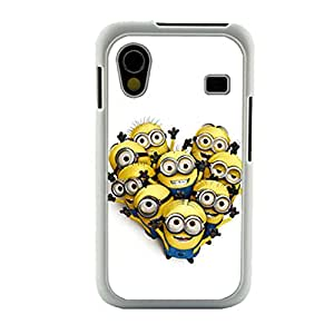 Generic Design Despicable Me Cases Protect For Galaxy S5830 Samsung For Womon Rigid Plastic
