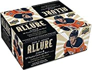 2020-21 UPPER DECK Allure Hockey Retail Box
