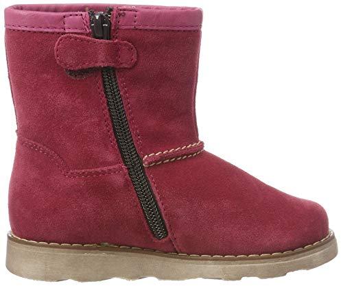 Neve Bambina I19 3 Boots Rosso Girls G3160092 Stivali Da Froddo fuxia wTBRU00Y