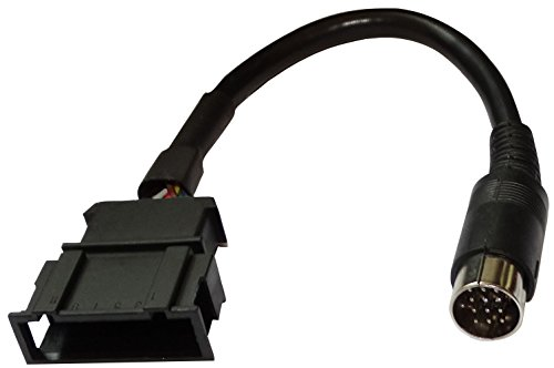 Aerzetix: Audio Cable Connector, AUX CD Changer 13pin: Amazon.co.uk: Electronics