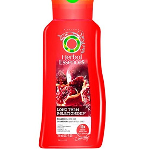 Herbal Essences Long Term Relationship Hair Shampoo For Long Hair 23.7 Fl Oz (Pack of 3) ()