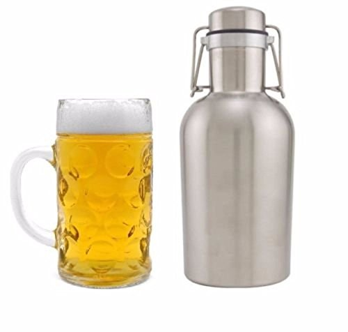 Apollo Stainless Steel Growler Bottle product image