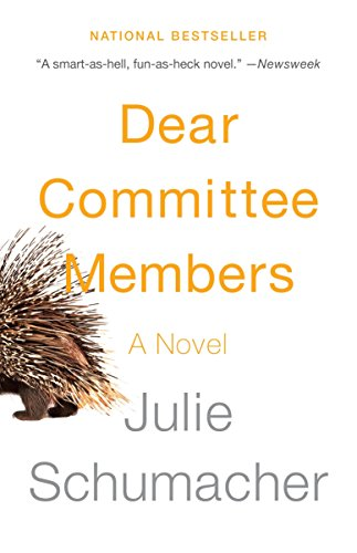 Dear Committee Members by Anchor Books