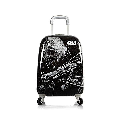 Star Wars Tween Spinner Kids Hard Side Carry-on Luggage - 21 Inch by Heys (Image #1)
